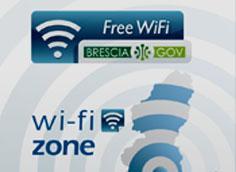 Free Wifi - BresciaGov